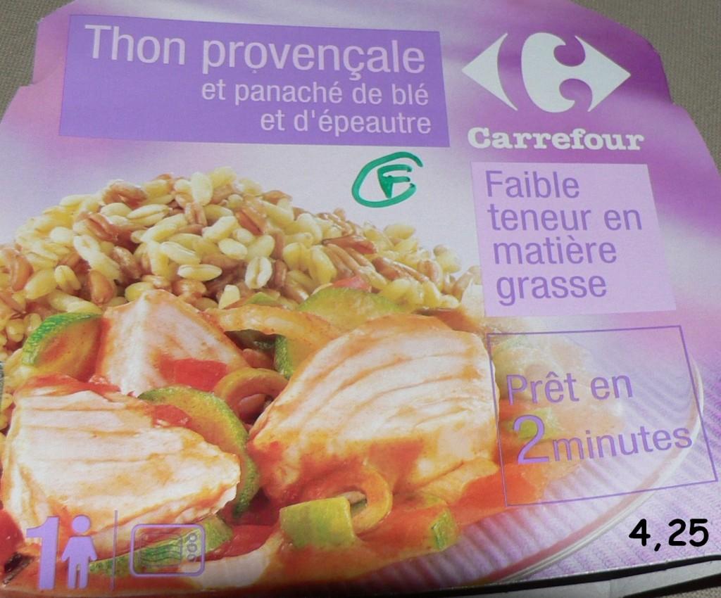 Calories des plats pr par s l gers mon r gime au quotidien - Plats cuisines carrefour ...
